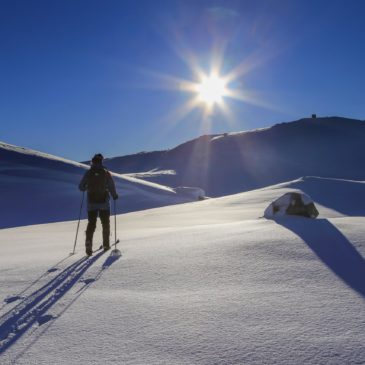 Unser Schneeschuhverleih geht online
