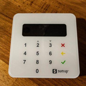 Seit Heute möglich: Kartenzahlung