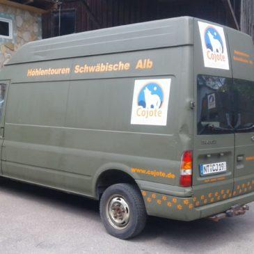 Unser Neues Fahrzeug